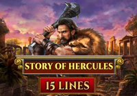 Story Of Hercules- 15 Lines Edition